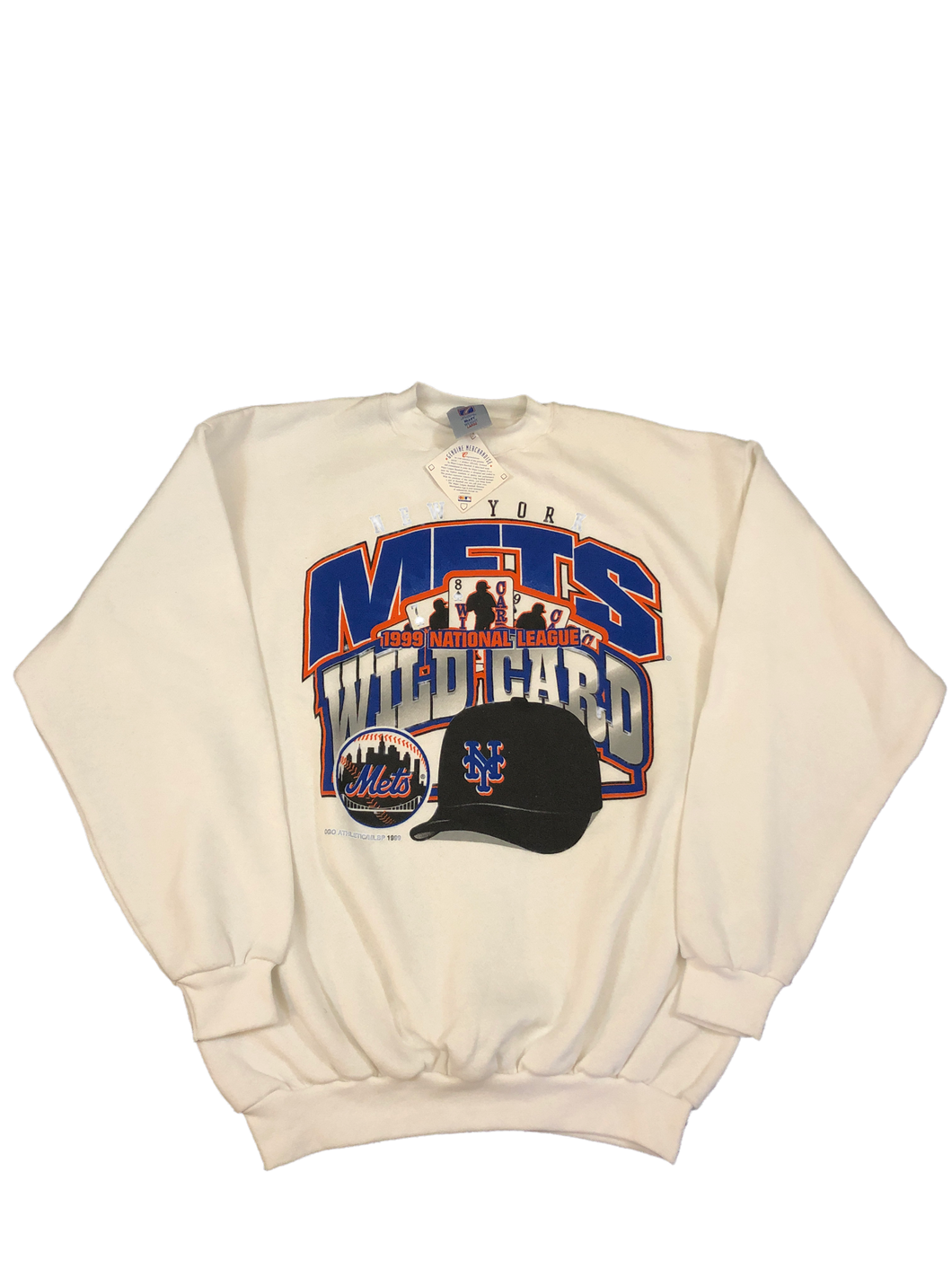 New York Mets Crewneck