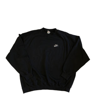 Nike Grey Tag Crewneck