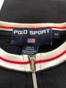 Polo Sport 1/4 Zip Crewneck