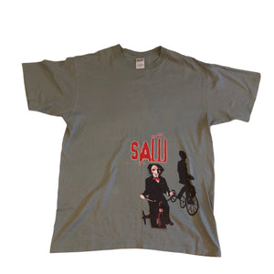 Saw Movie Tee