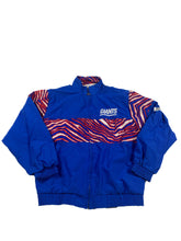 Load image into Gallery viewer, New York Giants Zubaz Windbreaker