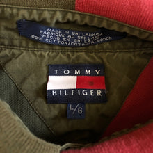Load image into Gallery viewer, Tommy Hilfiger Long Sleeve Polo