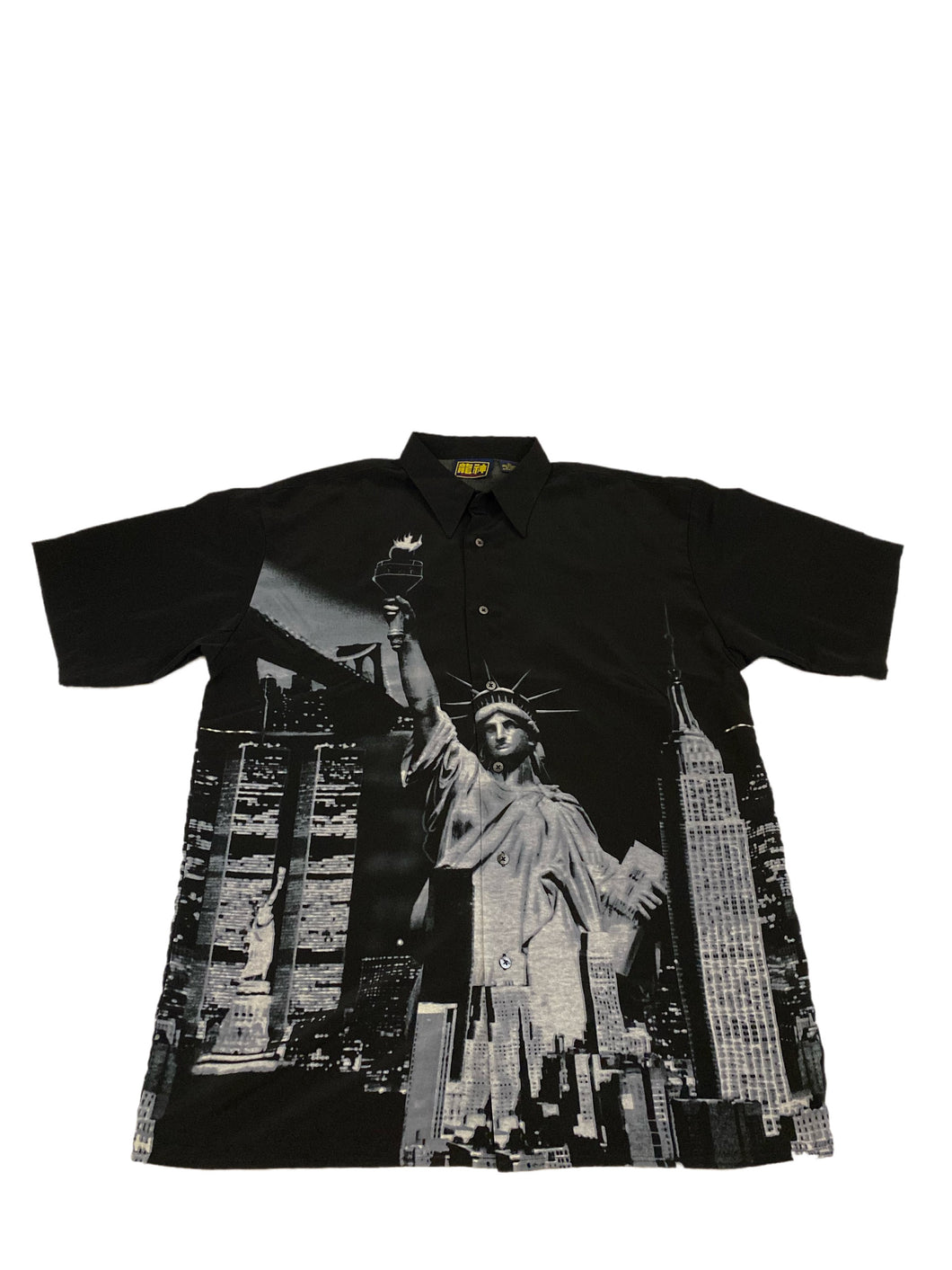 New York City Button Down