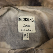 Load image into Gallery viewer, Moschino Cloud Button Down