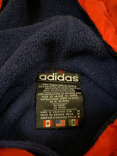 Load image into Gallery viewer, Adidas Fleece Nylon Hoodie