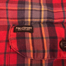 Load image into Gallery viewer, Polo Sport Flannel