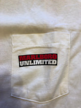 Load image into Gallery viewer, Marlboro Unlimited Pocket Tee