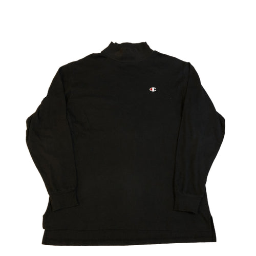 Champion Mock Neck Long Sleeve