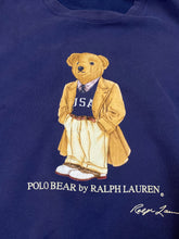 Load image into Gallery viewer, Polo Bear Crewneck