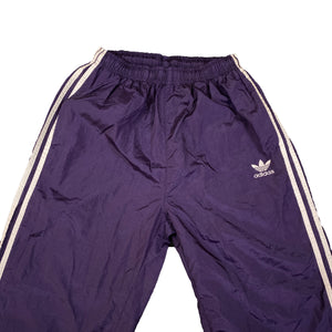 Adidas Purple Track Pants
