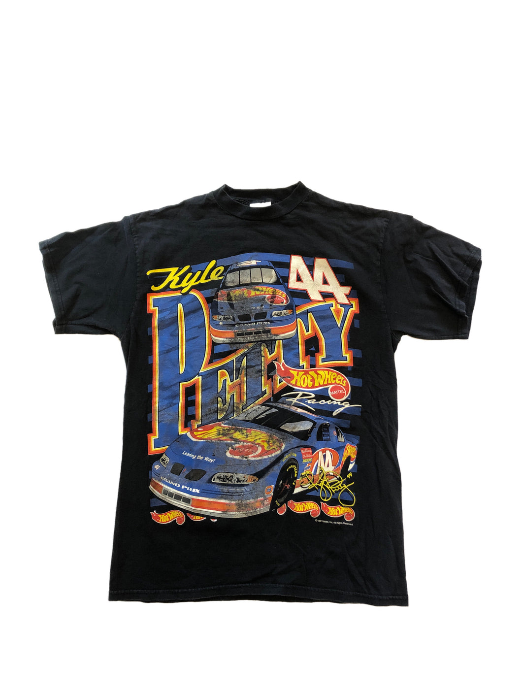 Kyle Petty Hot Wheels Tee