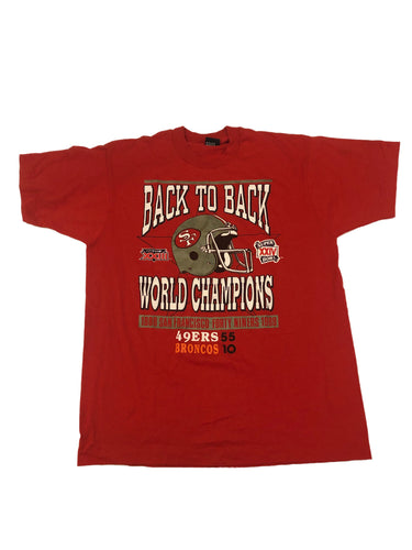 Back to Back San Francisco 49ers Tee