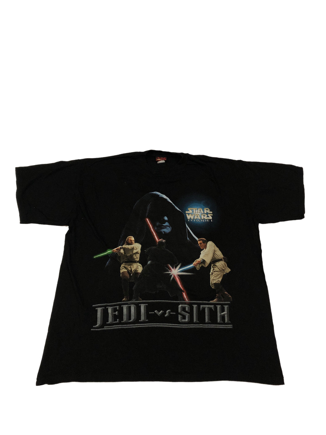 Star Wars Jedi vs Sith Tee