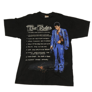Scarface Ten Rules Tee