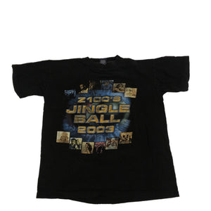 2003 Jingle Ball Z100 Street Vendor Tee
