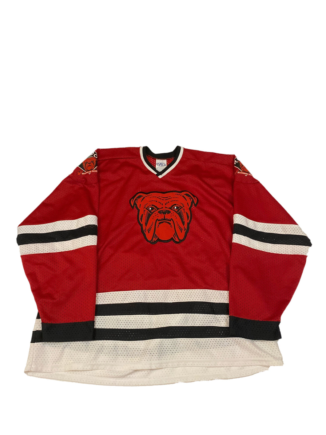 Red Dog Hockey Jersey