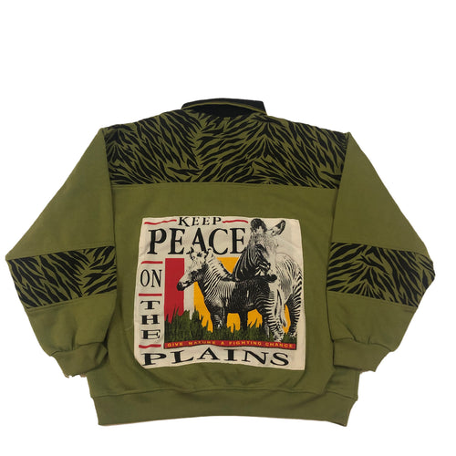Peace on the Plains Sweatshirt
