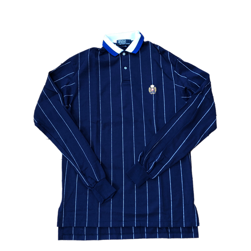 Polo Crest Long Sleeve