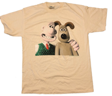 Load image into Gallery viewer, Wallace and Gromit Tee