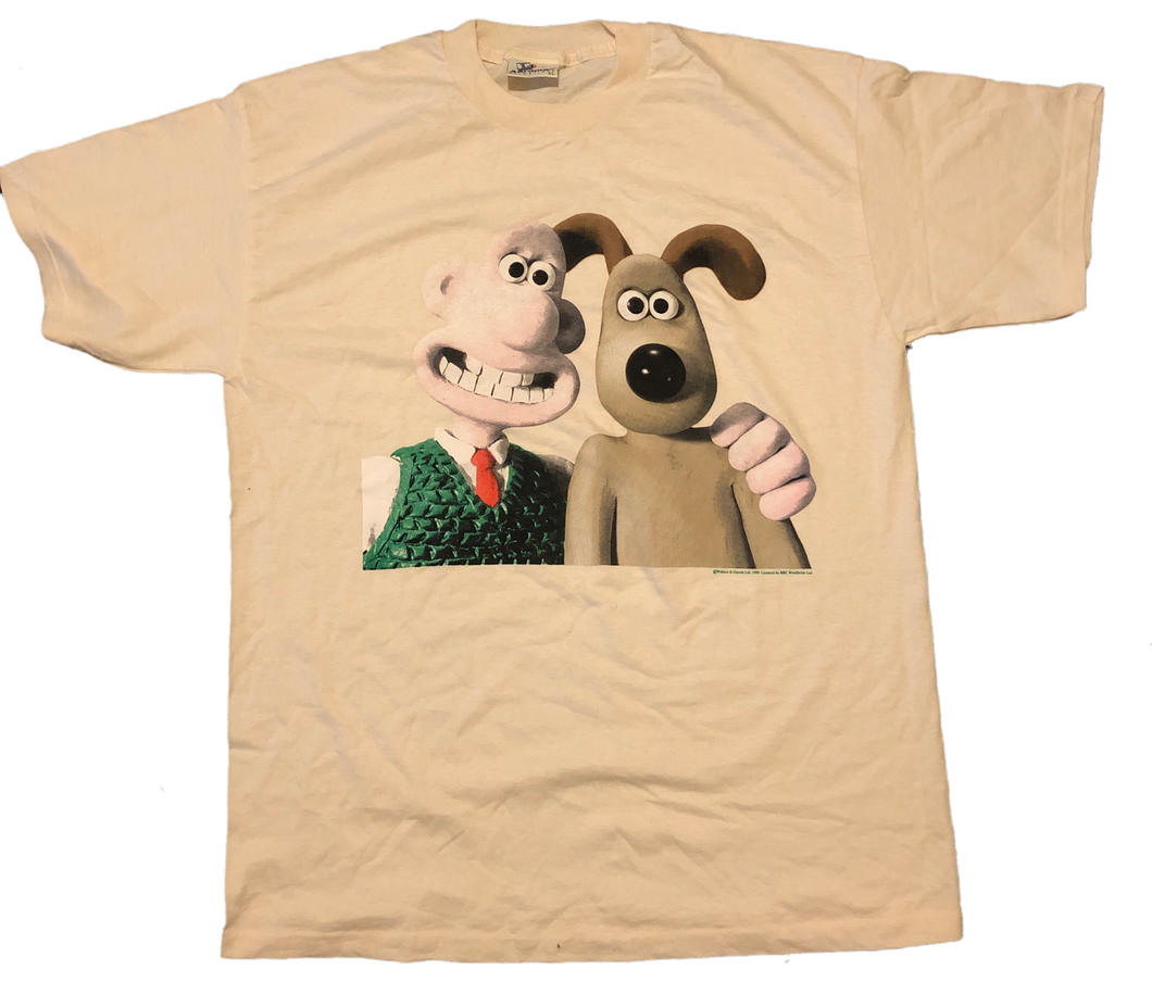 Wallace and Gromit Tee