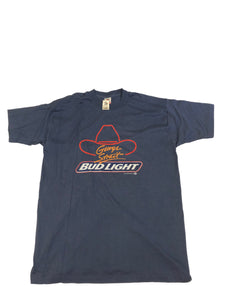 George Strait Bud Light Tee
