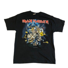 Load image into Gallery viewer, 2003 Iron Maiden Tee