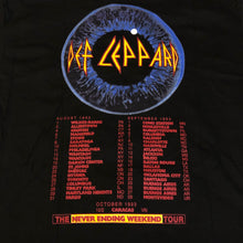 Load image into Gallery viewer, 1993 Def Leppard Tour Tee