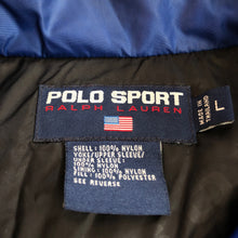 Load image into Gallery viewer, Polo Sport Ralph Lauren Technical Jacket