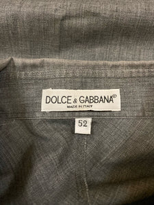 Dolce and Gabbana Button Down