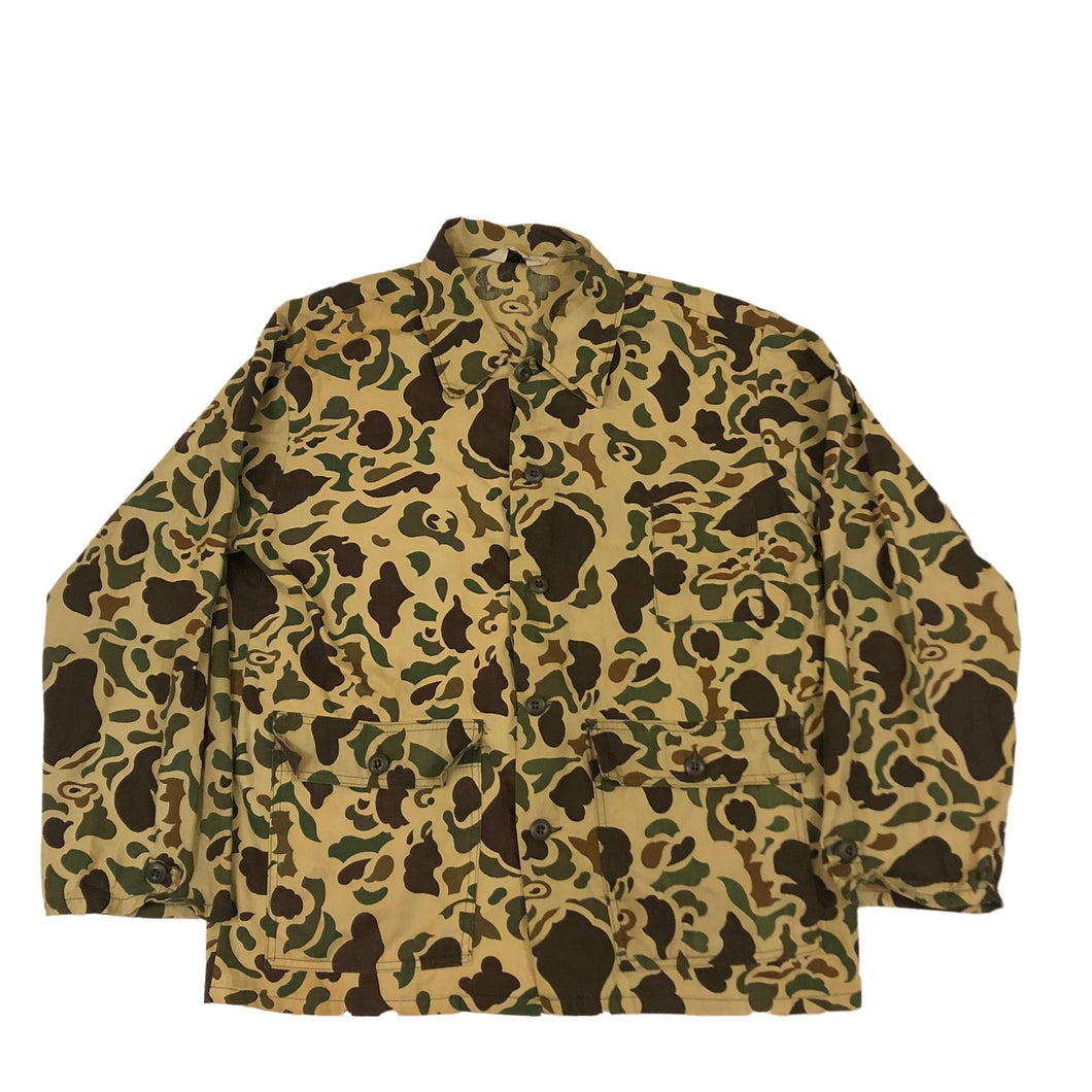 Duxbak Camo Button Down