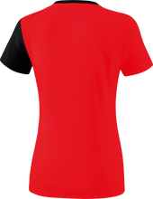 Load image into Gallery viewer, Teamline 5-C Polo-shirt faconsyet damemodel