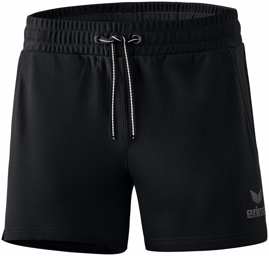 Fitness sweat shorts bomuld dame