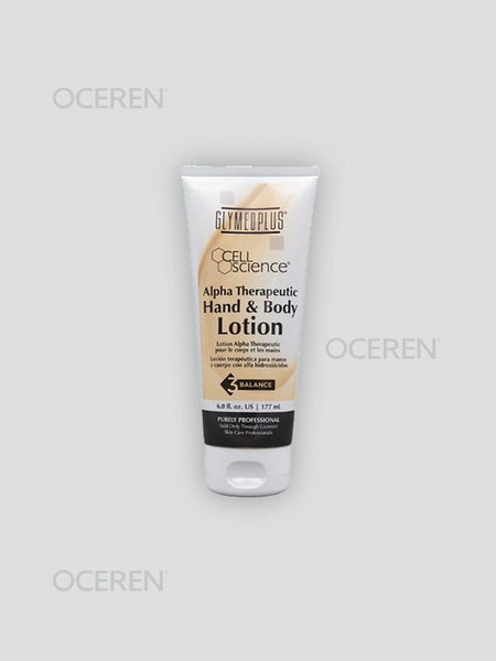 Alpha Therapeutic Hand and Body Lotion