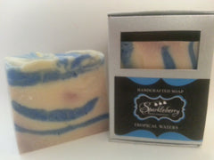 Tropical Waters- Mens Soap