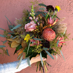LLCo WORKSHOP SERIES - Seasonal Flower Arranging