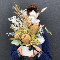 Dried Flower Arranging - LLCo WORKSHOP SERIES