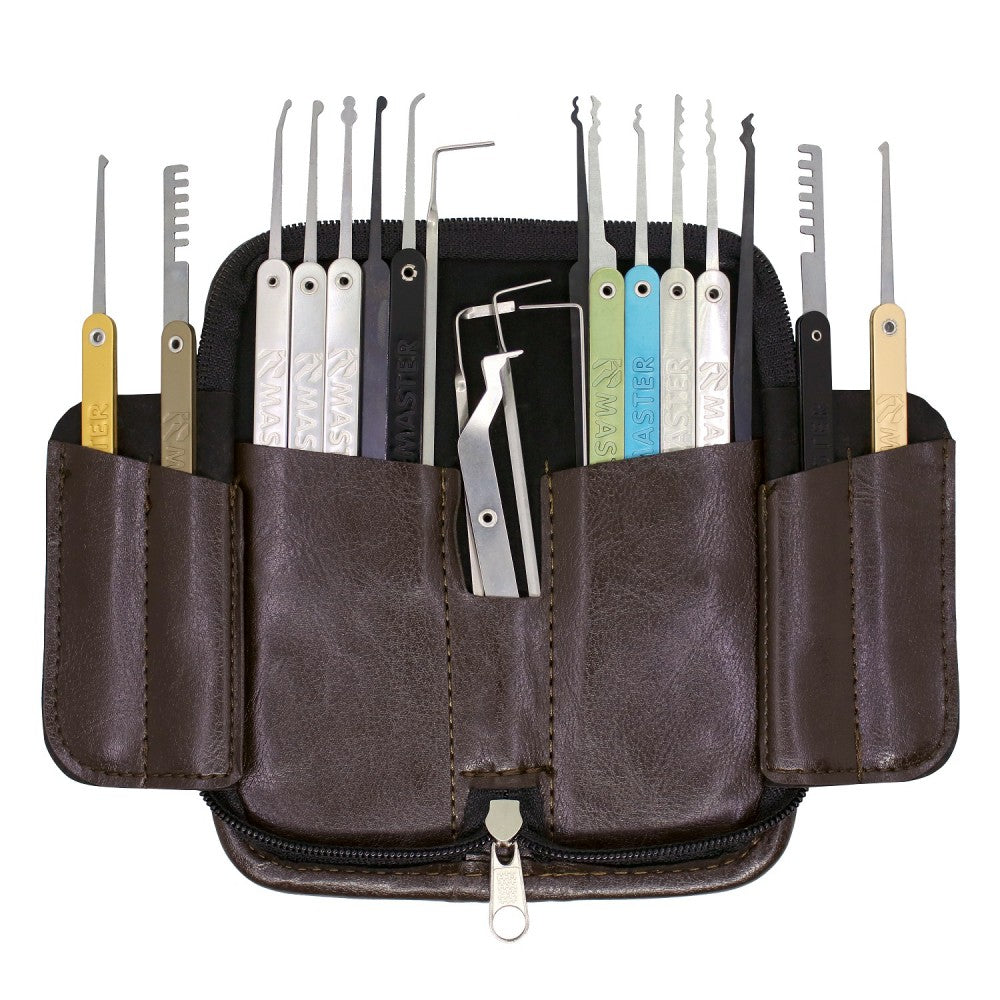 Lockpick set 20 delig