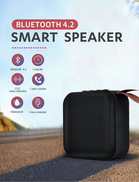 All-In-One Bluetooth Speaker