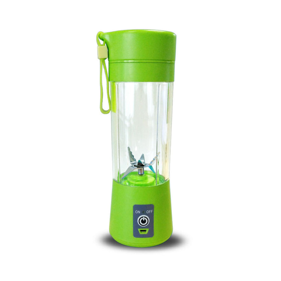 400ml Mini Portable USB Rechargeable Electric Juicer Mix Machine Fruit Blender