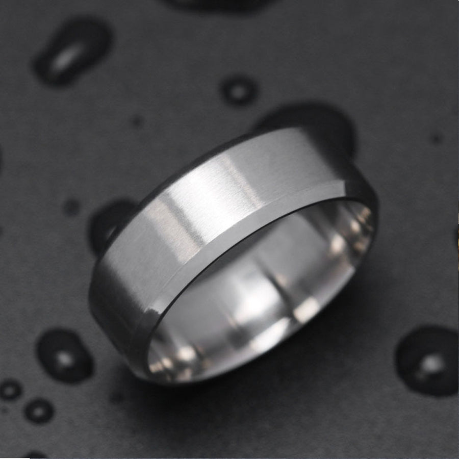 Stainless Steel Health Care Weight Loss Fat Burning Slimming Finger Ring Jewelry