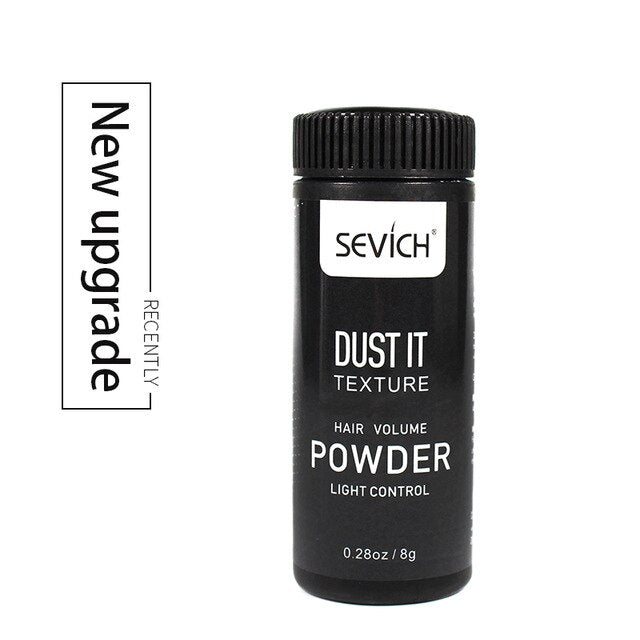 Sevich 8g Hair Miracle Volume Powder Mattifying Powder Natural Volumizing Styling Modeling Oil Remove Quick Powder For Hair