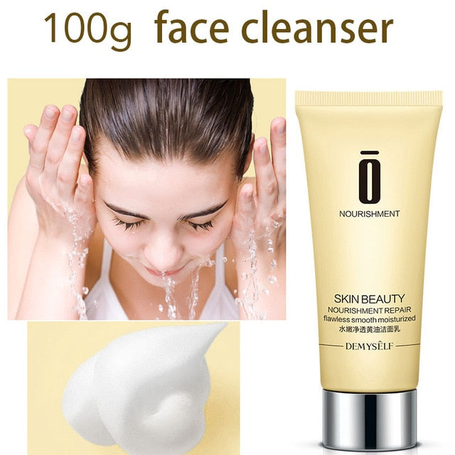 Demyself Butter Collagen Repair Cream 50g Whitening Face Cream Anti Wrinkle Day night Moisturizer Cream Skin Care Shrink pores