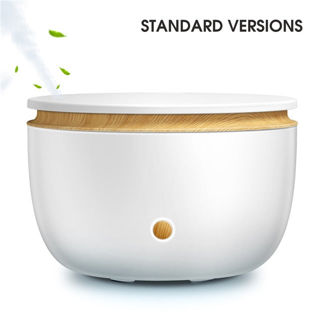 GXDiffuser Smart Wifi Wireless Oil Diffuser Air Humidifier App Voice Control Aromatherapy Diffuser with Amazon Alexa Google Home