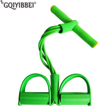 Resistance Bands Pedal Expander Tensile Rope Gym Yoga Workout
