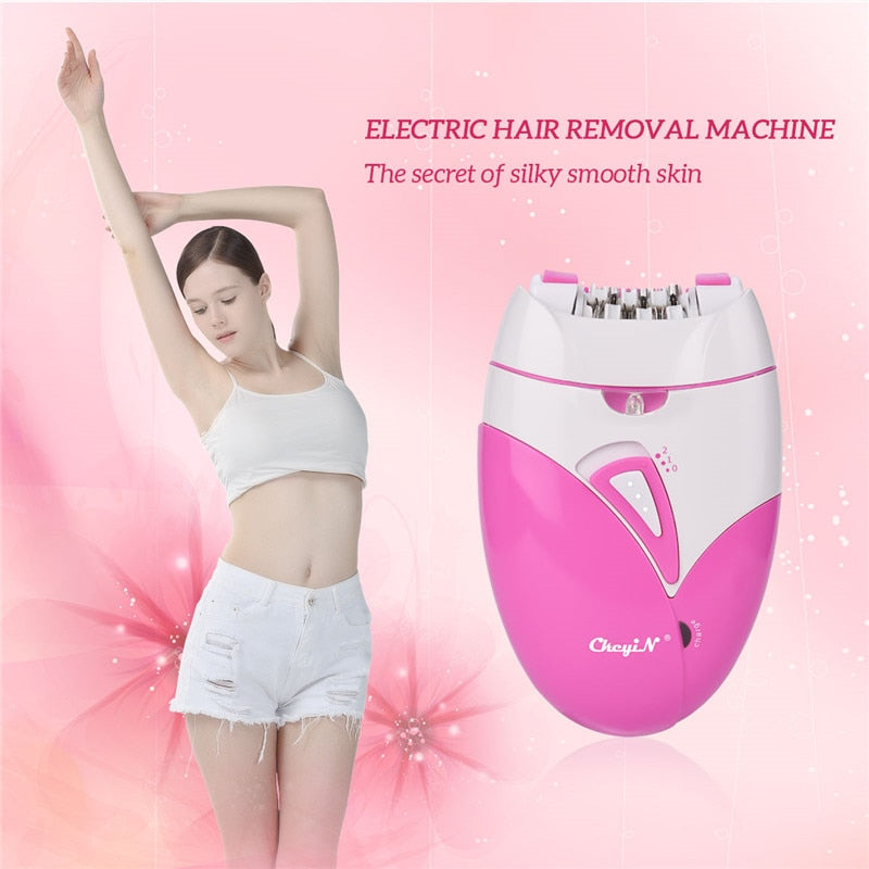 USB Rechargable Female Epilator Women Shaver Hair Removal Electric Lady Shaving Trimmer Bikini Depilatory Legs Body depilador