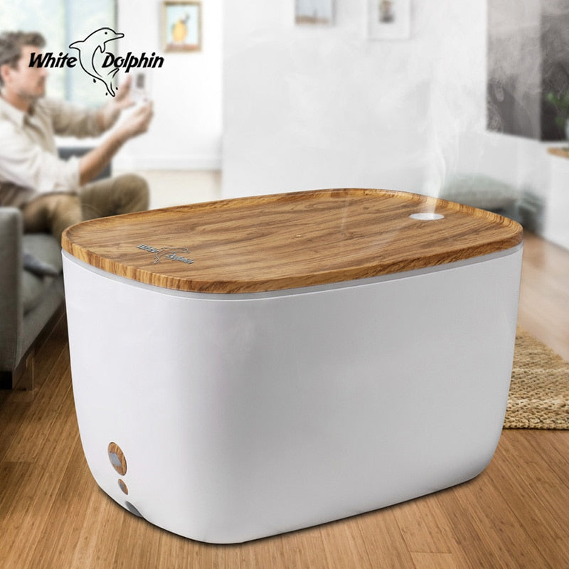 Air Humidifier Aroma Diffuser Essential oil diffuser Humidifier Cool mist maker Humidifier  Changing Lights Air Humidifier
