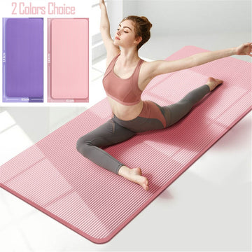Fitness exercise sport gym massage yoga mat Gymnastics yoga rubber sport carpet workout Cork thick pilates mat blanket