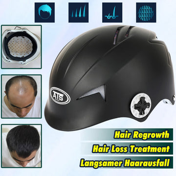 Newest 64 /128 Diodes Laser Hair Growth Cap Hair Loss Treatment Hair Regrowth Promoter Regrow Laser Helmet Fast Treatment Hat