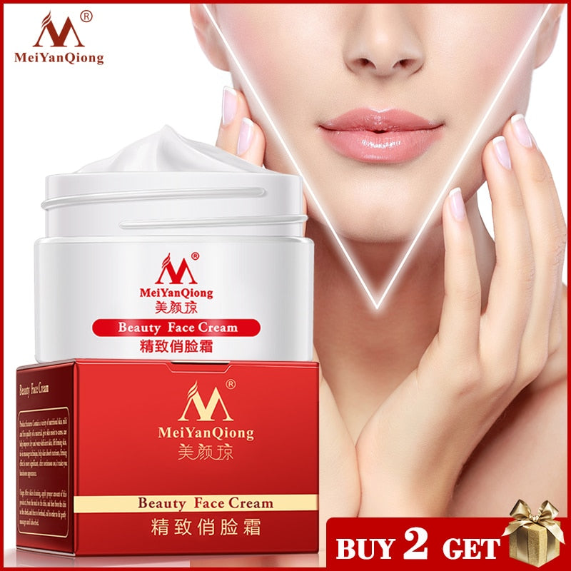 Face-lift Cream Slimming Face Lifting  Firming Massage Cream Anti-Aging  Moisturizing Beauty Skin Care Facial Cream Anti-Wrinkle