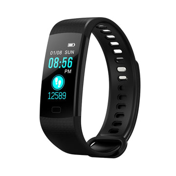 Y5 Smart Band Pulsometer Fitness Smart Bracelet Activity Tracker Pedometer Health Sleep Smart Watch Vibrating Alarm Clock